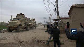 Российские военные отбили американских рейнджеров у разъяренных сирийцев.
