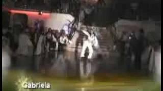 SAMBALE GABY EN XV AÑOS