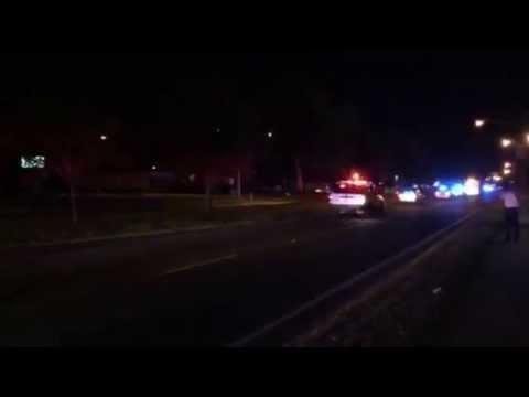 Slain Fla. Deputy Bill Myers' escort