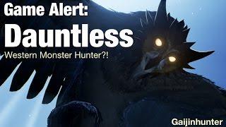 Game Alert: Dauntless (PC)