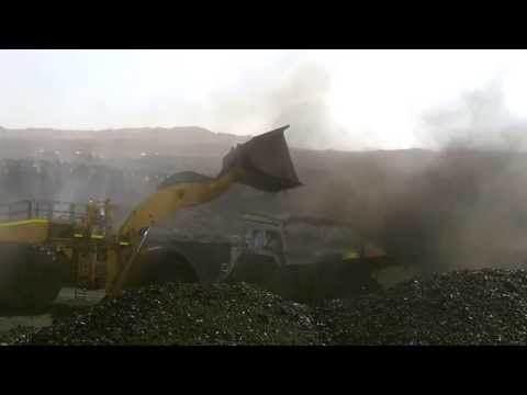 Fenghua Fog Cannon Engineering Dust Control For Mining Sites At The Shenhua Group  Worksite