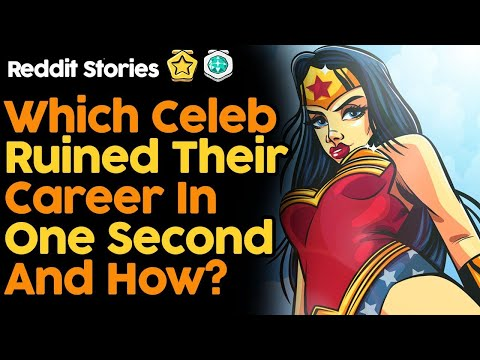 Which Celeb Ruined Their Career In One Second And How?
