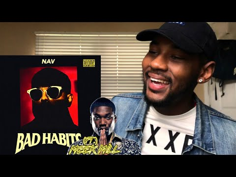 NAV - Tap ft Meek Mill   🔥 REACTION