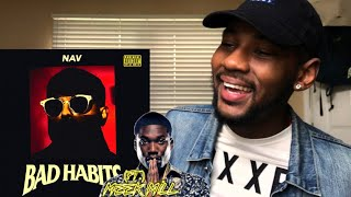 NAV - Tap ft. Meek Mill (Official Audio) 🔥 REACTION