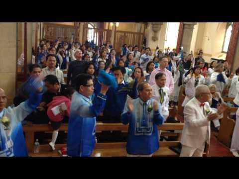 El Shaddai Newcastle Chapter UK 10th Thanks Giving Joyful Medley