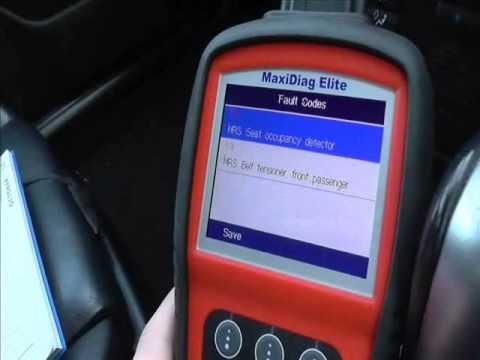 2003 Hyundai Elantra Fuse Diagram Daewoo Srs Airbag Light Mot Fail How To Fix Youtube