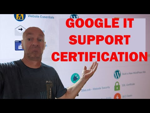 GOOGLE IT SUPPORT PROFESSIONAL CERTIFICATION – IS IT WORTH IT?