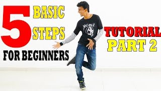 5 Basic Steps for Beginners || Part 2 || Nishant Nair Tutorial