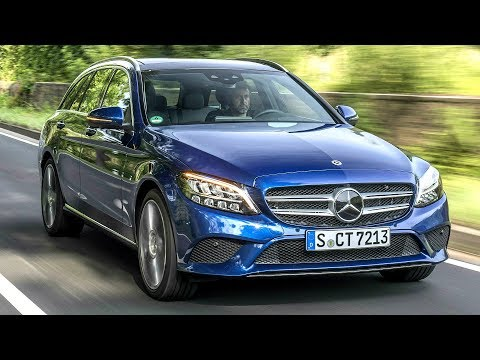 2019 Mercedes C220d Estate - A Stylish And Sporty Model With Plenty Of Space