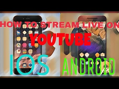 how to start a live stream youtube 2017