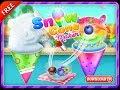 Fun Baby Games - Snow Cone Maker - Yummy Slushy Summer Frozen Food Trailer by Crazyplex LLC