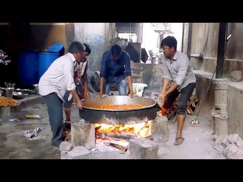 Indian Traditional Chicken Masala Curry    Street Food    KIKTV Network