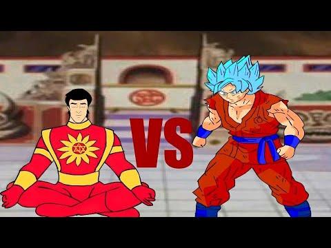 Episode 1 : Goku VS Shaktimaan - Parody Spoof [Hindi Dubbed]