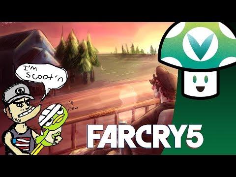 [Vinesauce] Vinny - Far Cry 5cootin'