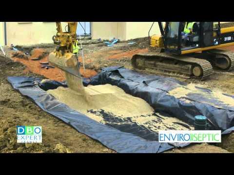 Enviroseptic Système Assainissement Non Collectif : Le Filtre à Sable Repensé, Amélioré Et Agréé