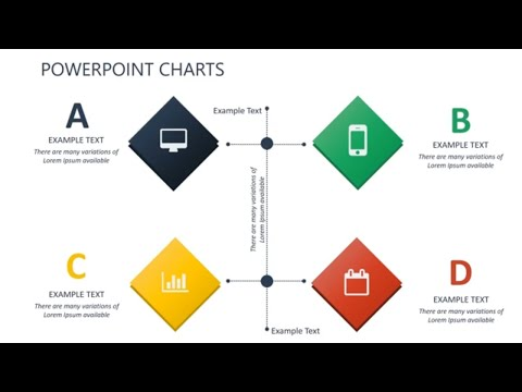 Decision Support System PowerPoint charts