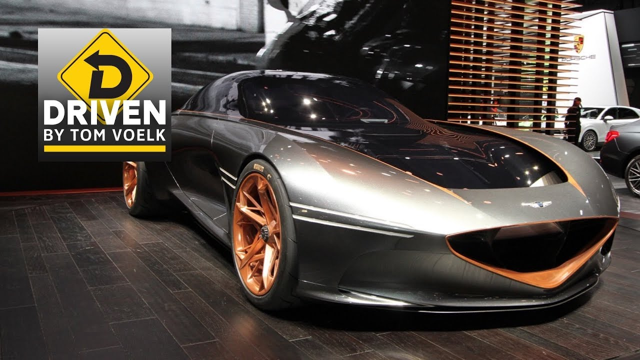 2018 New York International Auto Show Roundup