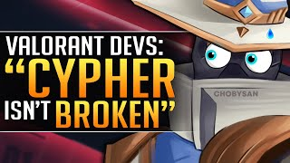 Valorant Devs Fix CYṖHER BUGS and NERF SAGE - NEW Patch 1.01 Changes - Valorant Update Guide