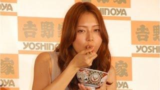 """相武紗季、米留学もハリウッドデビューは""""だいぶ先""""と謙遜 女優の相武紗..."""