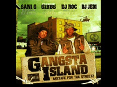 SANI G - BORN IN THE HOOD (GARY, INDIANA)