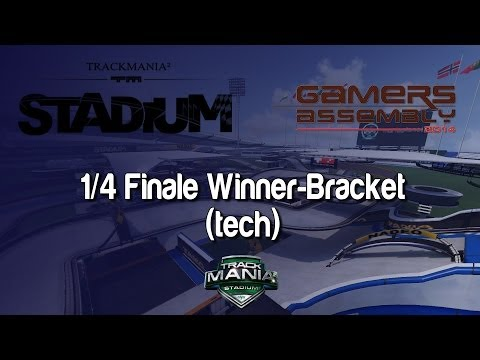 [FR] GamersAssembly 2014 : 1/4 de Finale Winner Bracket (tech)