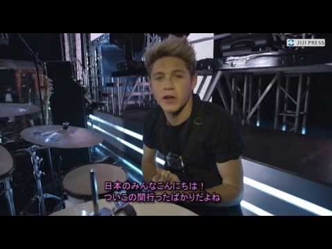 【One Direction】Making Japanese Commercial