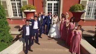 Аэросъемка Ростов-на-Дону wedding showreel 2016