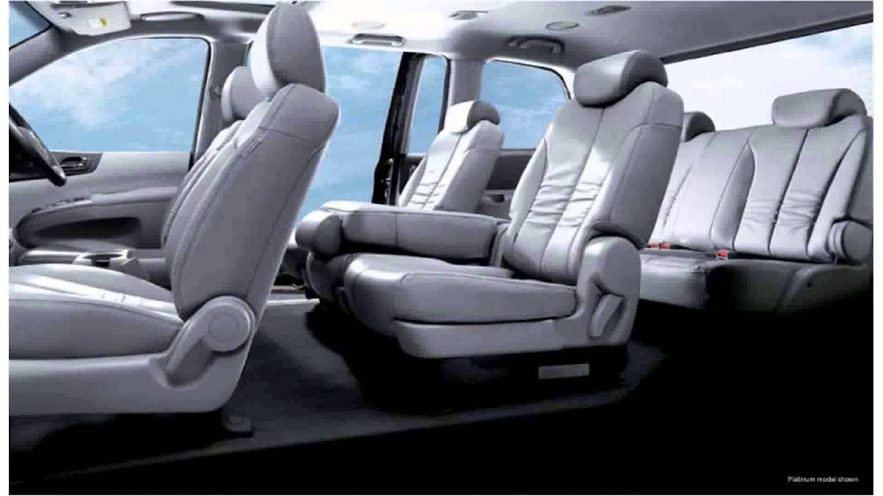 2013 Kia Grand Carnival Youtube