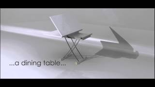 Expandable Coffee To Dining Table | The Jonas | Modern Sensibility