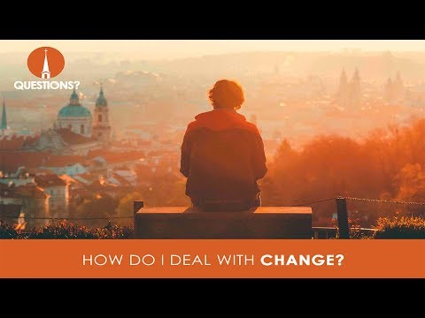 How Do I Deal with Change? - Pastor Arthur Connor Jr