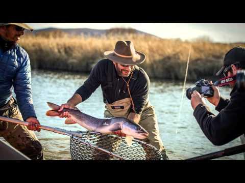 Fly Fishing For Taimen - Mongolia
