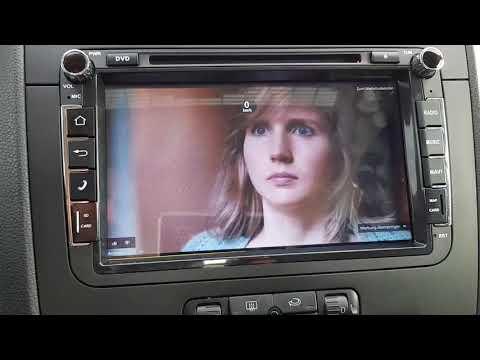 Erfahrungsbericht Android 7.1.1 Doppel-DIN-Radio XOMAX XM-2DA801 passend für VW