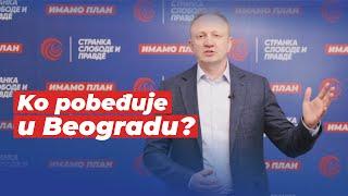 Najnoviji Rezultati Istraživanja - Ko Pobeđuje Na Izborima U Beogradu?