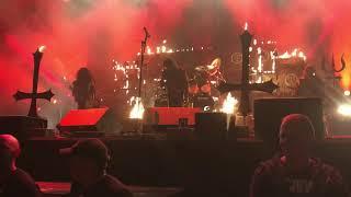 Watain - The Serpent's Chalice, live @ graspop 2018