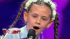 Kleines Mädchen erobert Dieters Herz | Das Supertalent 2019 | Sendung vom 14.09.2019