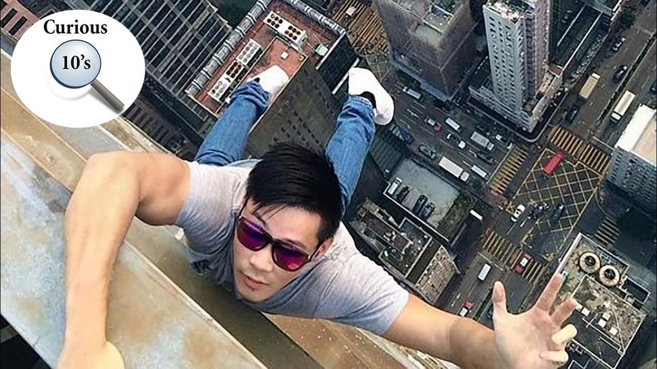 Most Dangerous Selfies Ever Taken YouTube - The 10 best selfies in history