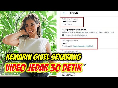 Usai Gisel, Viral Video Mirip Jedar Tersebar Di Medsos