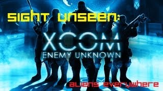 Sight unseen | XCOM: Enemy Unknown