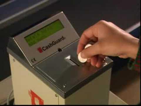 remote deposit machine