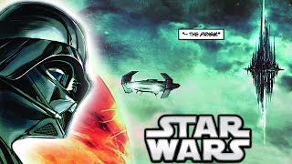 How Darth Vader Went to the Jedi Council's Secret Prison - Star Wars Explained