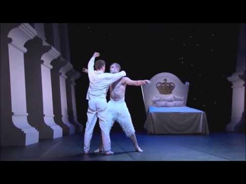Matthew Bourne's Swan Lake Final Scene