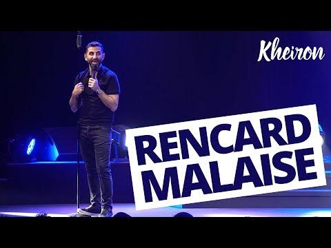 Rencard malaise - 60 minutes avec Kheiron