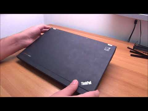 How to upgrade a Lenovo ThinkPad x230i and repair it's case (plus Windows 10 update)