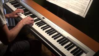 "Henry Mancini - ""Moon River"" piano solo"