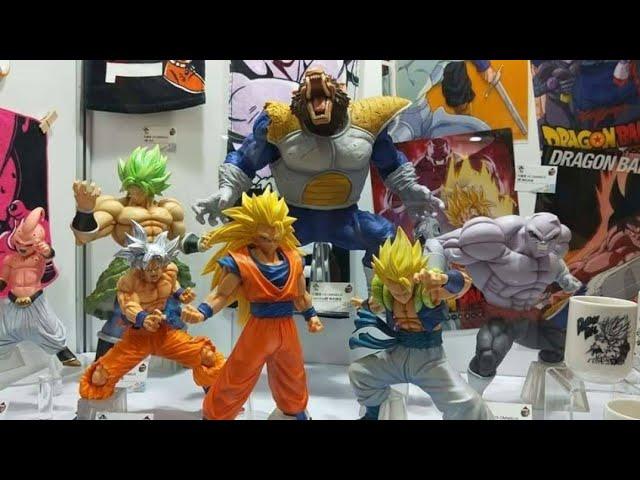 Dragon Ball Jiren Figure Ichiban Kuji B prize Bandai