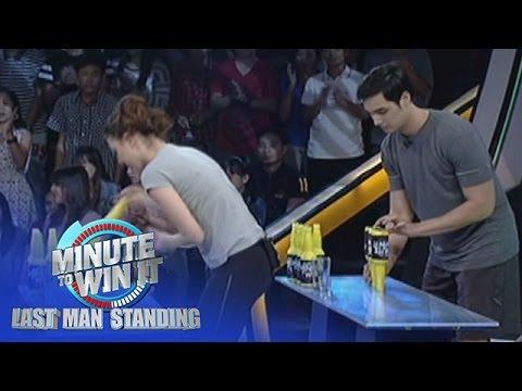 Glassroad Trucker | Minute To Win It - Last Duo Standing