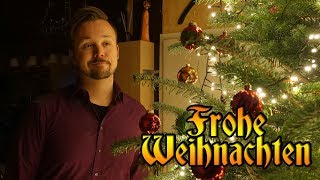Merry Christmas And A Happy New Year German Fam 🎄🌟 A Get Germanized Holiday Greeting