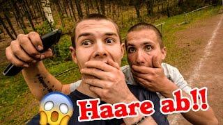 ER RASIERT MIR MEINE HAARE AB !!! | SirLenhart