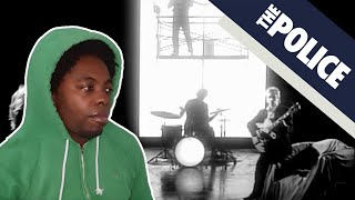 HOLD UP!!! The Police - Every Breath You Take (REACTION!!!)