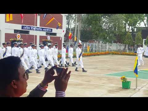 গ্ৰ্যজুয়েশন প্যারেড-২০১৭ ,,,৩৬তম বেজ।।।BMFA(Bangladesh Marine Fisheries Academy),, Wonderful...